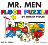 Mr Men Jumbo Floor Puzzle