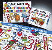 Mr Men Snakes and Ladders
